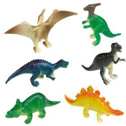 Figurki Dinozaury - 8 szt.