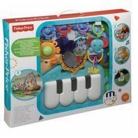 Pozostałe zabawki edukacyjne, Fisher-Price Mata Gimnastyczna z Pianinkiem BMH49