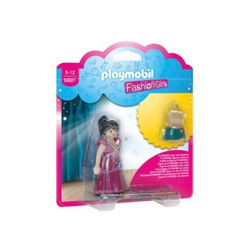 Klocki dla dzieci, Playmobil FASHION GIRLS Party 6881