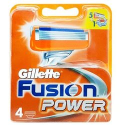 Gillette Fusion Power 4 szt