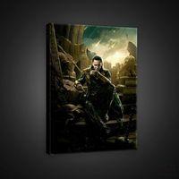 Obrazy, Obraz MARVEL Thor: The Dark World - LOKI PPD330