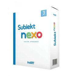 Subiekt Nexo - dodatkowe 3 stanowiska