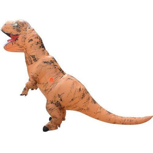 Zabawki dmuchane, Nadmuchiwany kostium strój dinozaura T-REX gigant