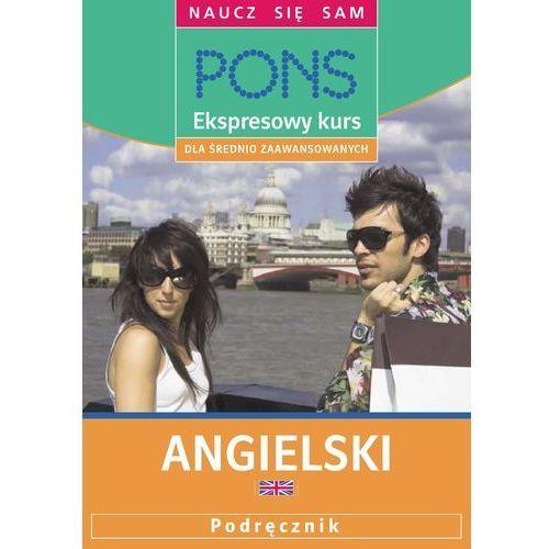 Książki do nauki języka, Pons Ekspresowy kurs Angielski