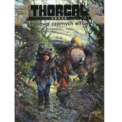 Thorgal - Louve.T 6.Królowa czarnych elfów (opr. twarda)