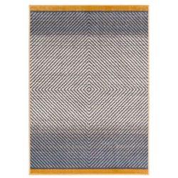 Dywan NAEROY złoty 133 x 190 cm