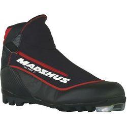 Madshus Buty do narciarstwa biegowego Ultra C Black 48 - BEZPŁATNY ODBIÓR: WROCŁAW!