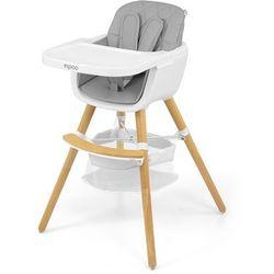 Krzesełko do karmienia Milly Mally Espoo /szare/
