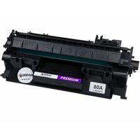 Tonery i bębny, Toner 80A - CF280A do HP LaserJet Pro 400 M401dn, M425dw, M425dn, - Premium 3K - Zamiennik