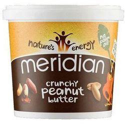 Masło orzechowe Meridian peanut butter 1kg