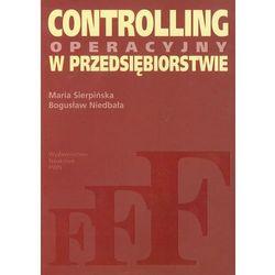 Controlling operacyjny w przedsiębiorstwie (opr. miękka)
