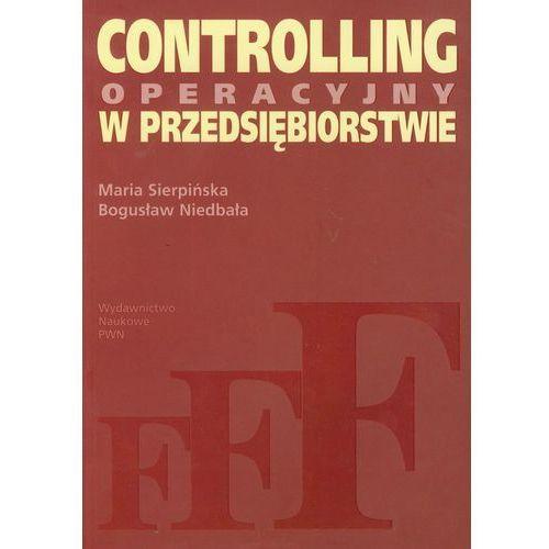 Biblioteka biznesu, Controlling operacyjny w przedsiębiorstwie (opr. miękka)