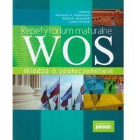 Książki popularnonaukowe, REPETYTORIUM MATURALNE WIEDZA O SPOŁECZEŃSTWIE (opr. broszurowa)