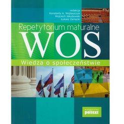 REPETYTORIUM MATURALNE WIEDZA O SPOŁECZEŃSTWIE (opr. broszurowa)