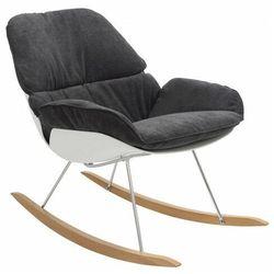 Wypoczynkowy fotel na biegunach - Diano 2X
