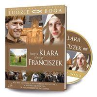 Pozostałe filmy, Ludzie Boga. Św. Klara, Św. Franciszek DVD+książka