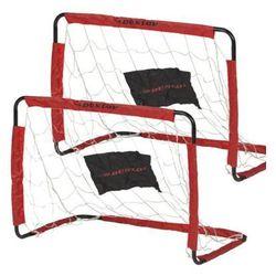 Bramka do piłki nożnej DUNLOP (78 x 56 x 45 cm)