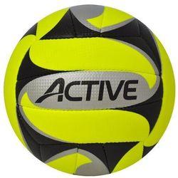 Piłka siatkowa AXER SPORT Active Żółty (rozmiar 5)