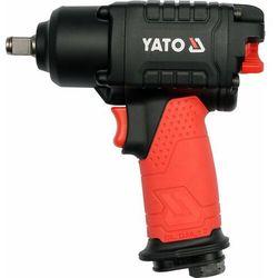 Klucz pneumatyczny udarowy YATO 1/2'' kompozytowy 570Nm YT-09505