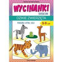 Literatura młodzieżowa, Wycinanki edukacyjne dzikie zwierzęta - beata guzowska