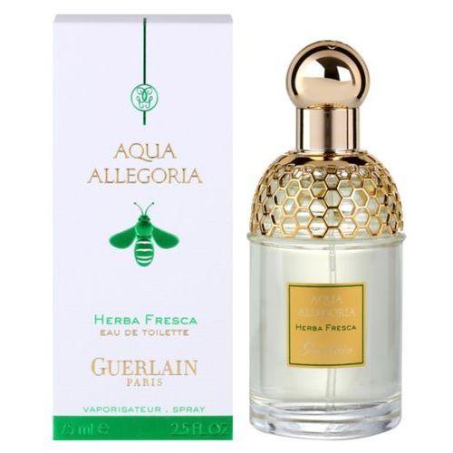 Wody toaletowe damskie, Guerlain Aqua Allegoria Herba Fresca Woman 75ml EdT