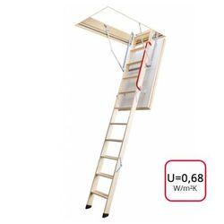 Schody strychowe Fakro LTK Energy 70x130/305