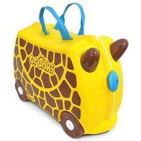 Tornistry i plecaki szkolne, Jeżdżąca walizeczka TRUNKI Żyrafa Gerry + DARMOWY TRANSPORT!