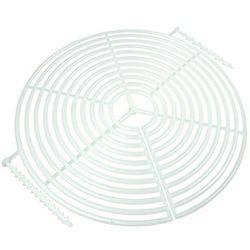 Osłona zabezpieczenie doniczki regulowane 5-25cm - biały