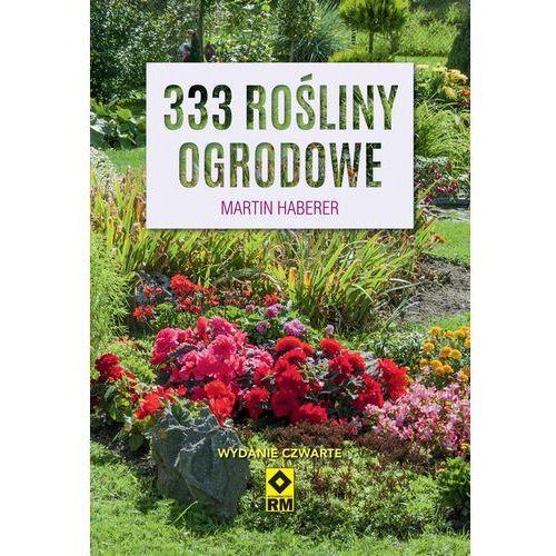 Hobby i poradniki, 333 rośliny ogrodowe (opr. miękka)