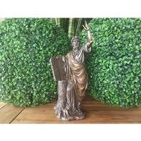 Rzeźby i figurki, RZEŹBA - MOJŻESZ Z DEKALOGIEM VERONESE