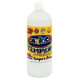 Farba Carioca tempera biała 1000ml (ko03/01)
