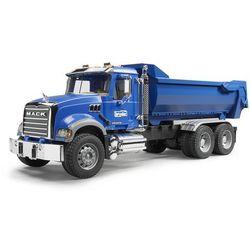 MACK Ciężarówka z wywrotką Bruder 02823