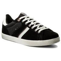 Męskie obuwie sportowe, Sneakersy BIG STAR - AA174128 Black