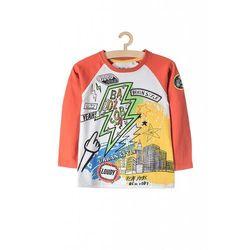 Bluzka z długim rękawem dla chłopca 1H3734 Oferta ważna tylko do 2023-02-21