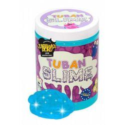 Masa plastyczna Super Slime Brokat neon niebieski 1 kg