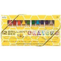 Kredki, Kredki woskowe 12 kolorów