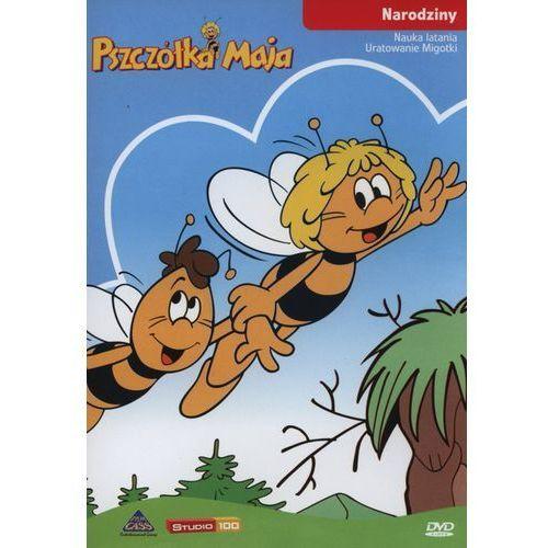 Bajki, Pszczółka maja - narodziny (Płyta DVD)