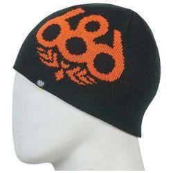 czapka zimowa 686 - Icon Reversible Beanie Dark Camo (CAMO)