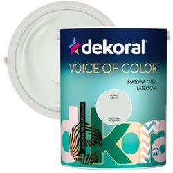 Farba Dekoral Voice of Color lekko szary 5 l