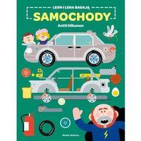 Literatura młodzieżowa, Leon i lena badają samochody - annti nikunen
