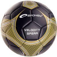 Piłka nożna, Piłka nożna SPOKEY 835915 Velocity Spear Czarno-Złoty (rozmiar 5)