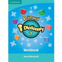 Poezja, Primary i-Dictionary Level 1 Starters Workbook and CD-ROM - Anna Wieczorek (opr. miękka)