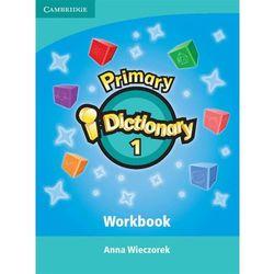 Primary i-Dictionary Level 1 Starters Workbook and CD-ROM - Anna Wieczorek (opr. miękka)