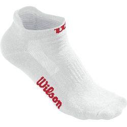 Wilson skarpetki tenisowe W White No Show Sock 3Pair/Pack 36-43 - BEZPŁATNY ODBIÓR: WROCŁAW!