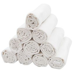 New Baby Pieluchy bawełniane Premium, 80 x 80 cm, zestaw 10 szt.