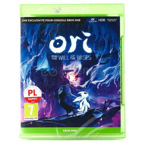 Gry Xbox One, Ori and the Will of the Wisps Xbox One