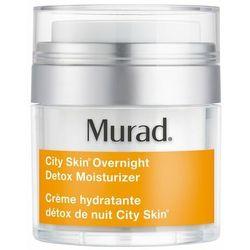 City Skin - Detoksykująco-nawilżający krem na noc