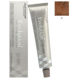 ALFAPARF Evolution of the Color - Cube 3D Farba do włosów 8 - Jasny Naturalny Blond 60ml