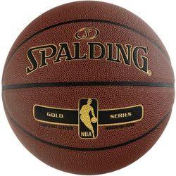 Piłka Koszykowa Spalding NBA Tack Soft Gold 2017 76014Z