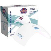 Urządzenia i akcesoria kosmetyczne, RONNEY JANE Profesjonalna lampa do paznocki LED 24W (GY-LED-038(9S)) - BIAŁA